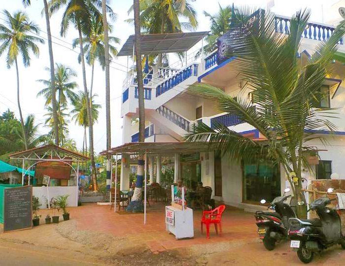 hotel shiva ashvem beach Goa